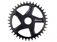 MIRANDA chainring standard 38 teeth